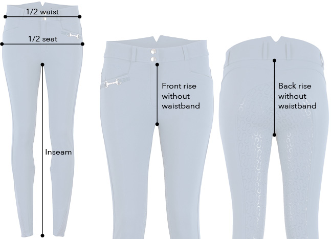 Clothing - How to wear Montar Breeches ?